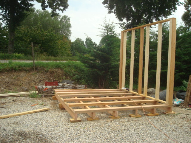 0 for Autorisation construction abri de jardin